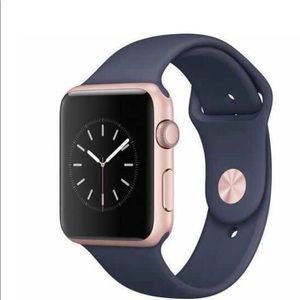 Apple Watch 42mm with Rose Gold Aluminum Case
